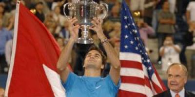 Quatrième titre à l'US Open pour Federer !