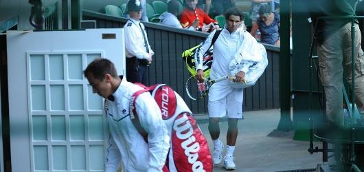 Nadal, ''Rosol a vraiment joué de manière incroyable''