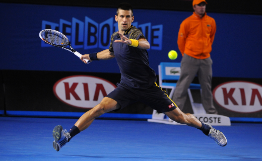 Djokovic: ''Avec Becker, on apprend encore à se connaître''