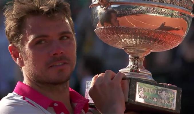 Wawrinka stratosphérique pour remporter Roland Garros 2015 !