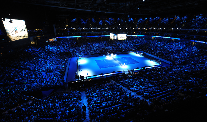 Djokovic avec Federer, Nadal avec Murray et Wawrinka au Masters de Londres