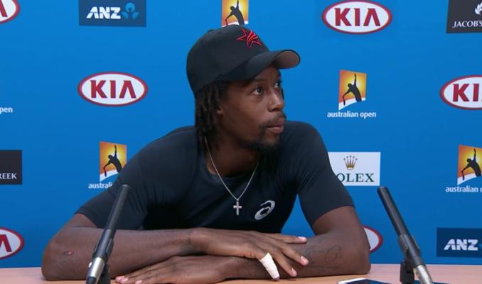 Retour sur l'interview polémique de Monfils sur la Coupe Davis en Guadeloupe