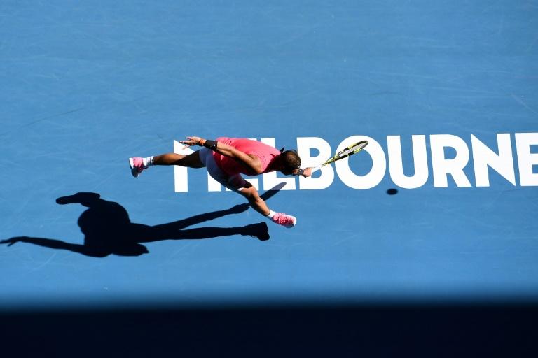 Open d'Australie: Nadal fait son