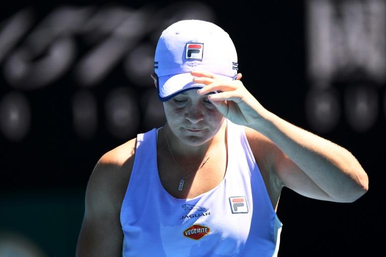 WTA: la N.1 mondiale Ashley Barty battue d'entrée par Danielle Collins à Adelaide