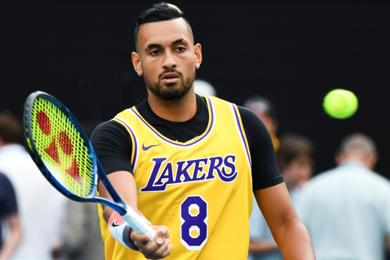 Kyrgios not setting himself up for success, warns tennis great