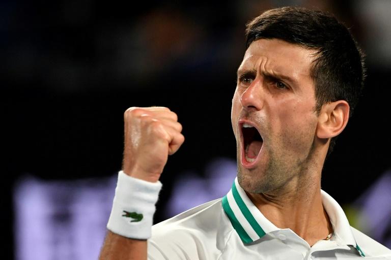 Novak Djokovic est le