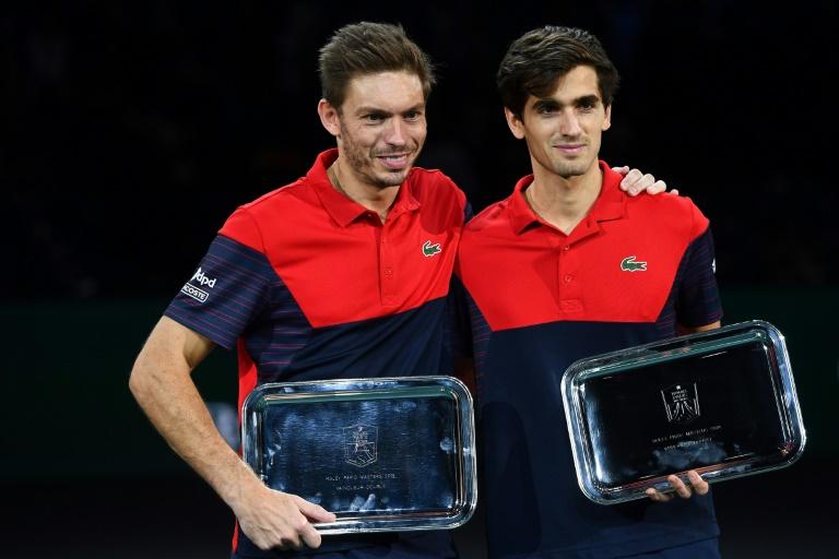 Au Masters de double, Herbert et Mahut rêvent de happy end