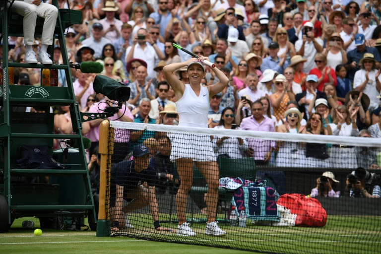 Serena has lost 'intimidation' factor, says Halep