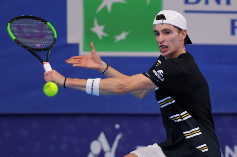 Ugo Humbert affrontera Andy Murray en demi-finale à Anvers