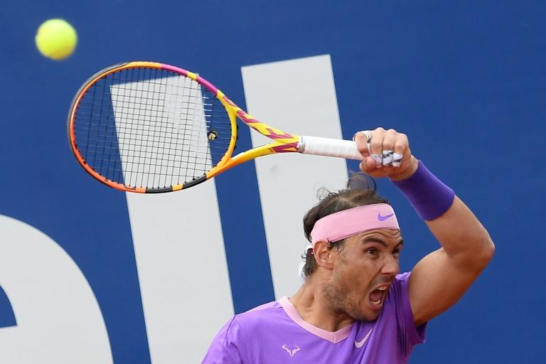 Nadal struggles past world number 111 Ivashka in Barcelona opener