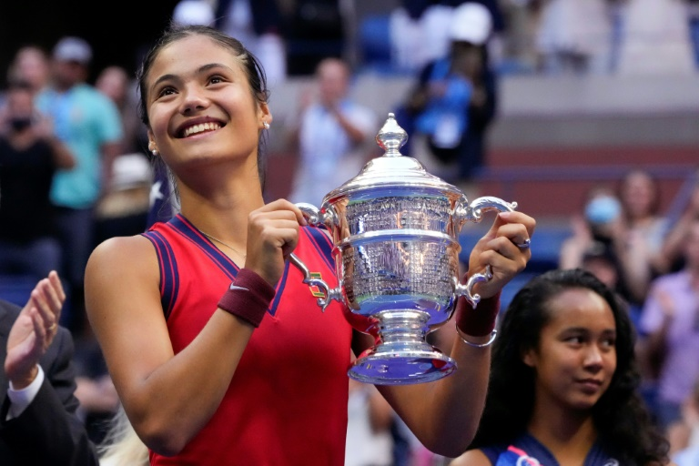 Raducanu 'hungry' to improve after US Open fairytale