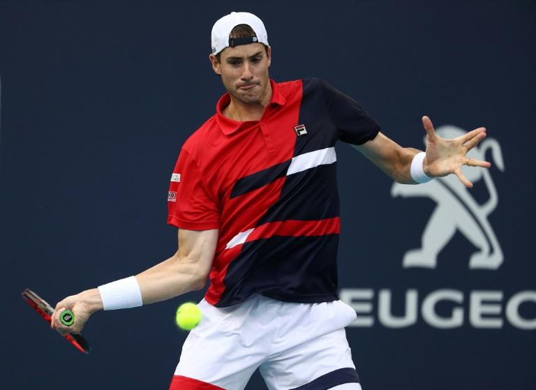 Roland Garros: forfait de l'Américain John Isner