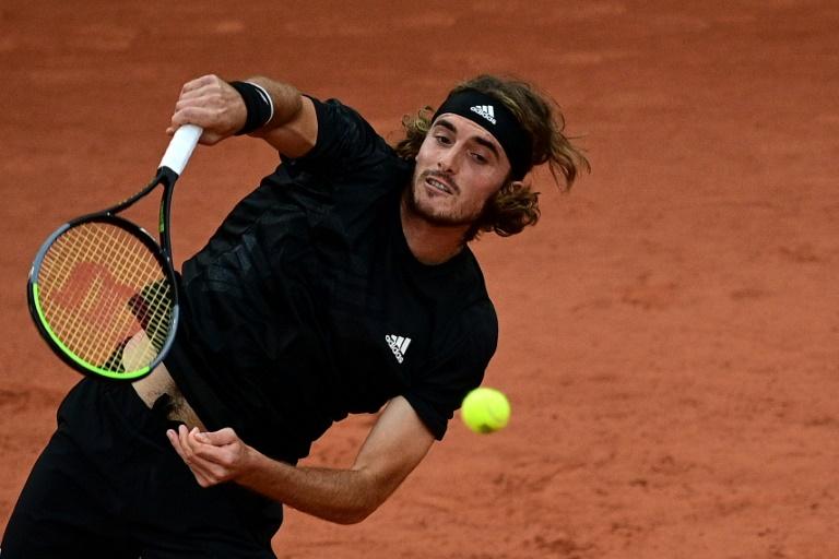 Roland-Garros: Tsitsipas, une remontada pour commencer