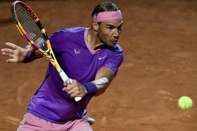 Masters 1000 de Rome: Nadal met au pas Sinner et file en 8e
