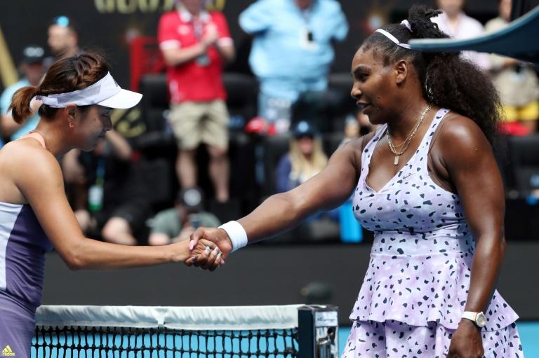 Open d'Australie: fin des espoirs pour Serena, fin de carrière pour Wozniacki