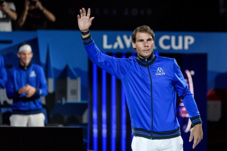 Laver Cup: Nadal se retire sur blessure