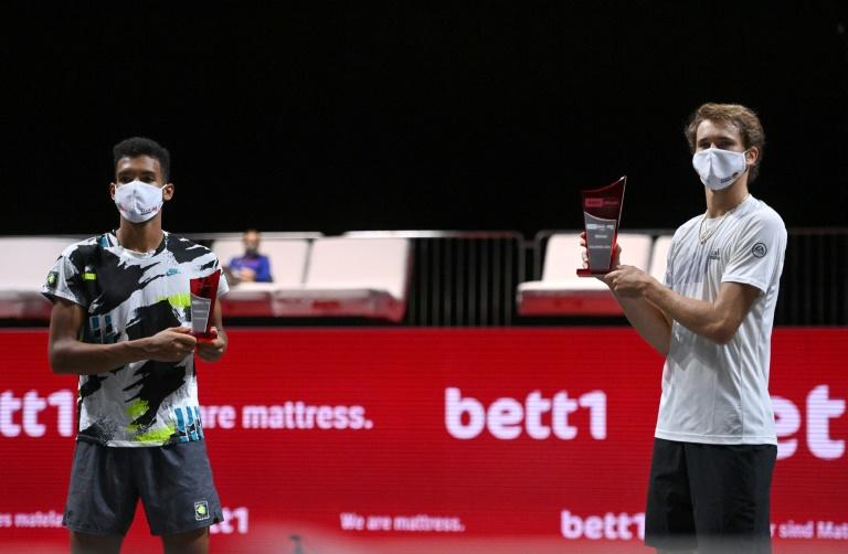 ATP: Alexander Zverev remporte le tournoi de Cologne