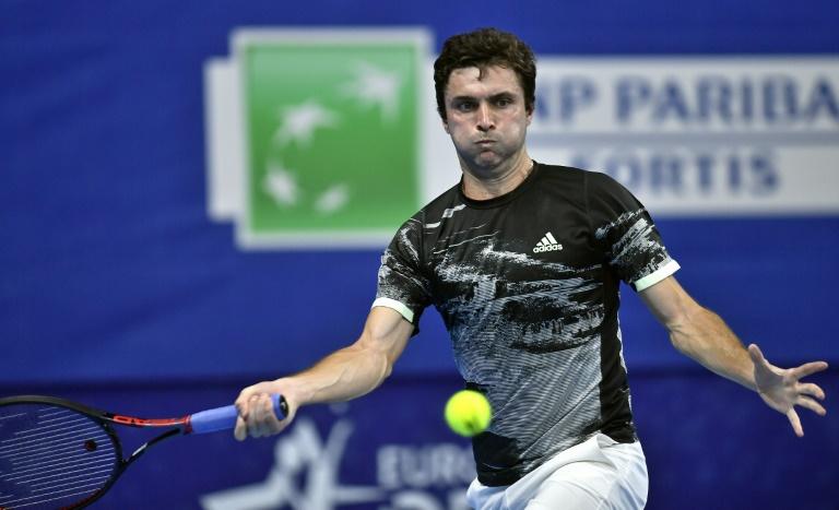 Simon fait chuter Tsonga et rallie les quarts de finale à Anvers