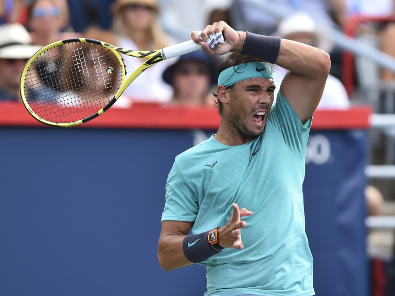 Nadal dominates Medvedev in Montreal for 35th Masters title