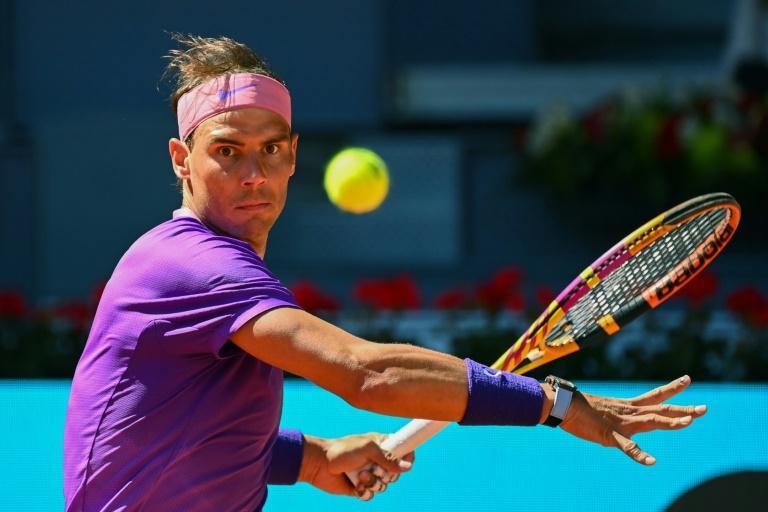 Nadal tranquillement en quarts de finale à Madrid