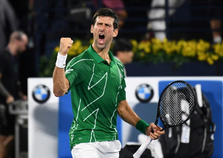 Djokovic va organiser un tournoi régional dans les Balkans