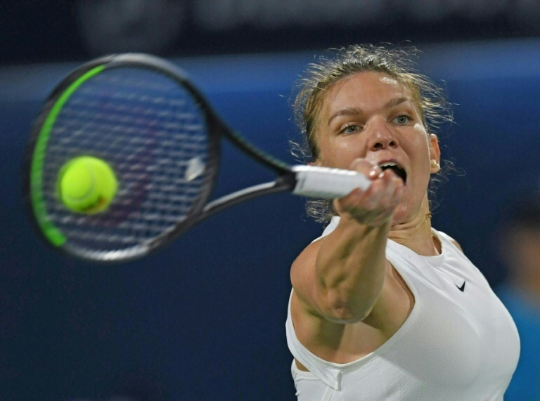 Halep pulls out of Palermo WTA tournament