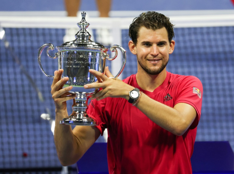 Fourth Thiem lucky: Austrian says first Slam frees him up for more