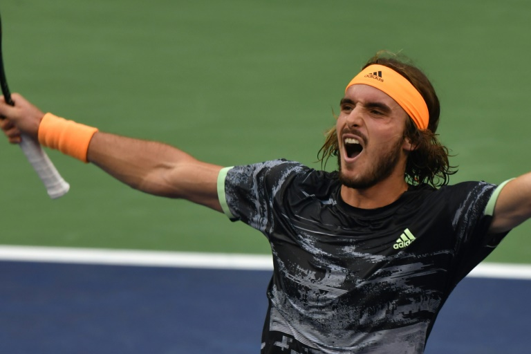 Masters 1000 de Shanghai: Djokovic renversé en quarts par Tsitsipas