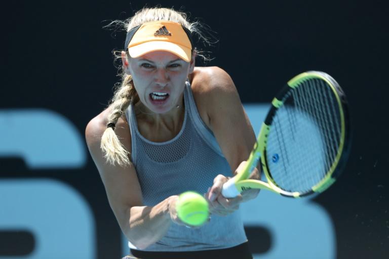 Sore Wozniacki pulls out of Kooyong Classic