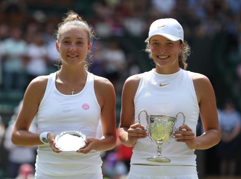 Classement WTA: l'ascension fulgurante de Küng
