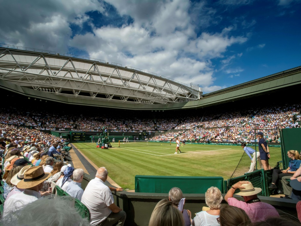 DTB-Vize Hordorff begrüßt Wimbledon-Absage: