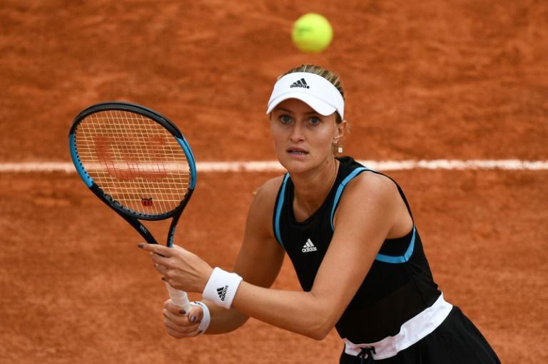 Classement WTA: Mladenovic N.1 en double, Barty N.2 en simple