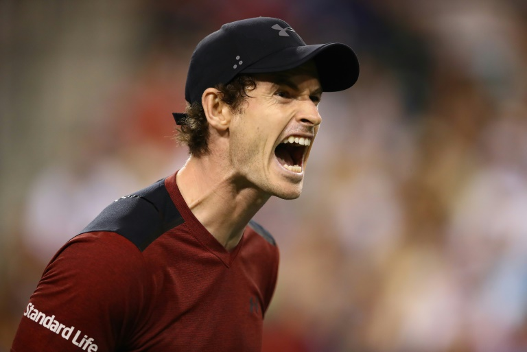 Andy Murray se