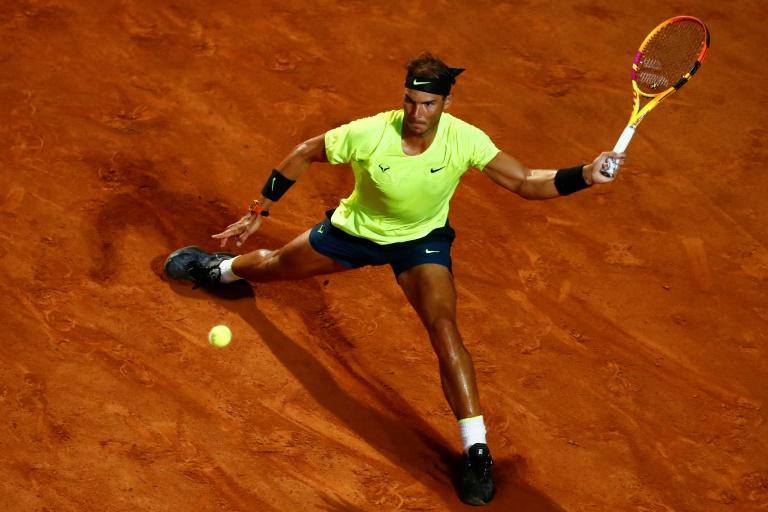 Roland-Garros: Nadal, Serena et Thiem entrent en piste