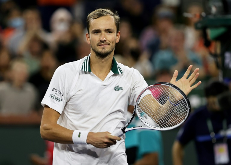 US Open champion Medvedev cruises into third round at Indian Wells