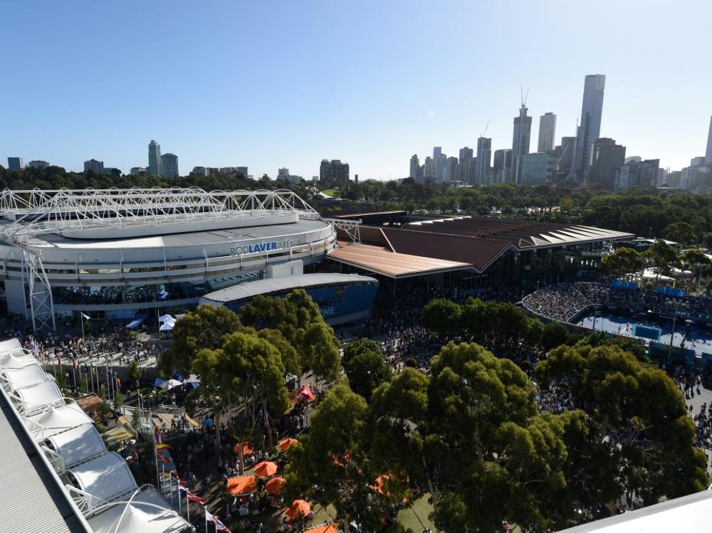Australian Open:  Verschiebung um ein bis zwei Wochen