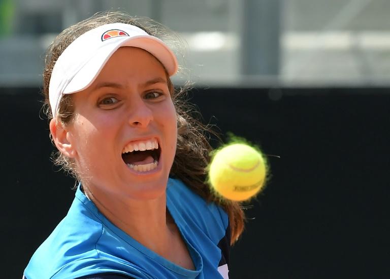 'Light bulb' moment as Konta reaches Italian Open final