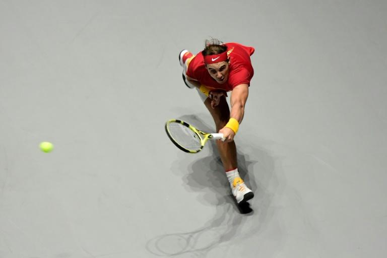 Coupe Davis: Nadal regrette les horaires très tardifs de la compétition