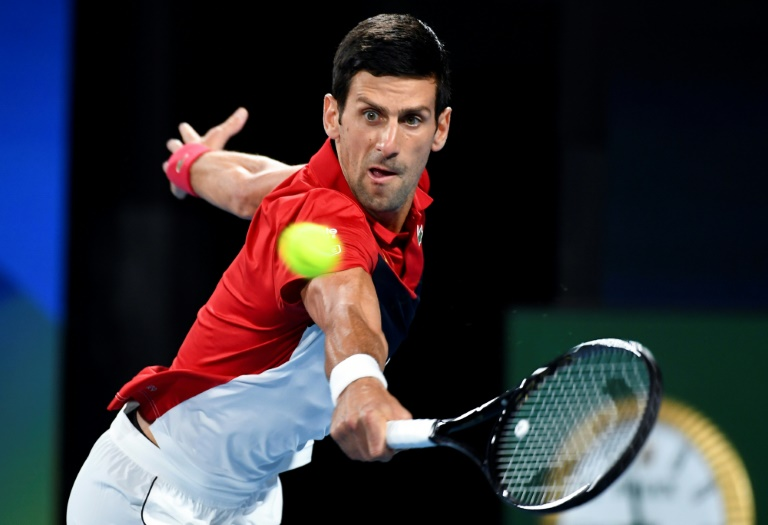 Djokovic closes gap on world number one Nadal in new rankings