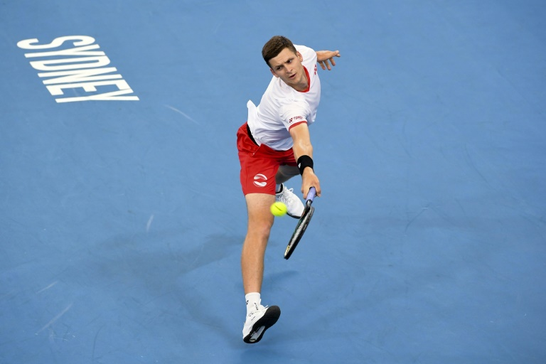 Dynamo Schwartzman powers Argentina into ATP Cup quarter-finals