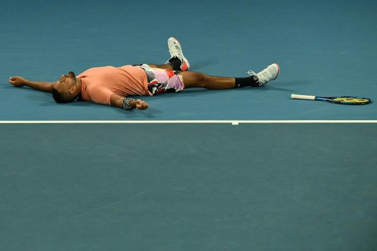 Open d'Australie: Nick Kyrgios en folie, Nadal en contrôle