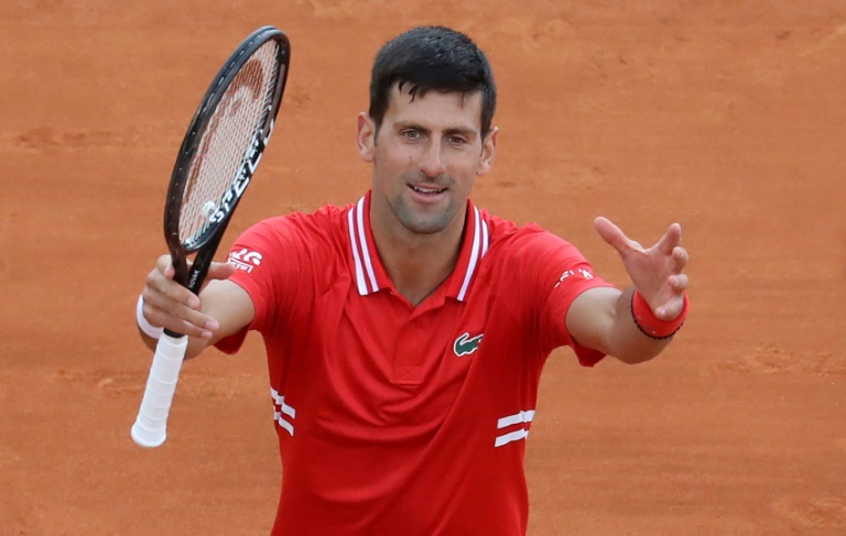 Djokovic trop fort pour Sinner à Monte-Carlo