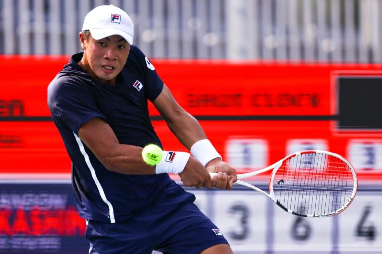 US teen Nakashima reaches second successive ATP final