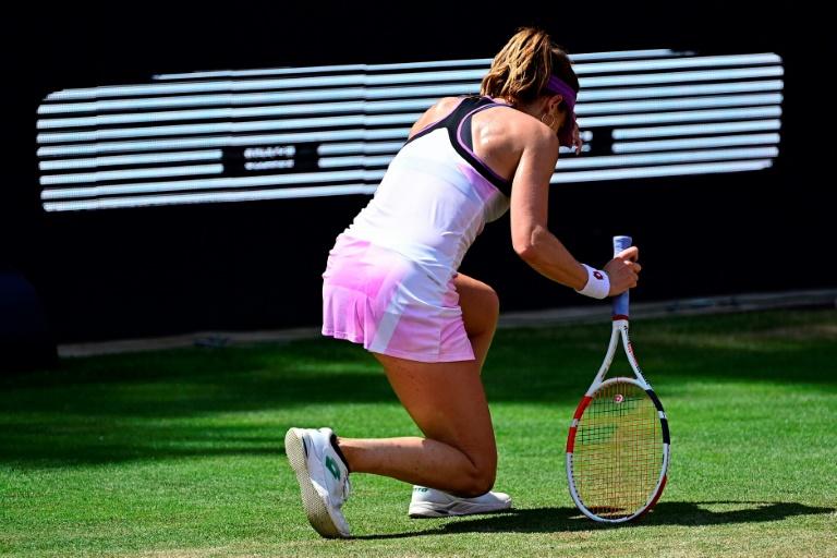 WTA - Berlin: fin de parcours pour Alizé Cornet, sortie par Bencic