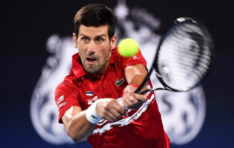 Classement ATP: Djokovic revient sur Nadal
