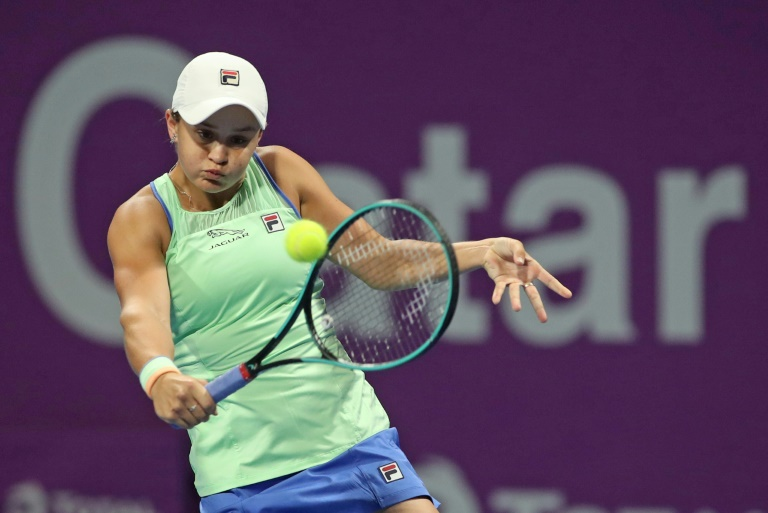 World No.1 Barty skips US Open citing 'significant' virus risks