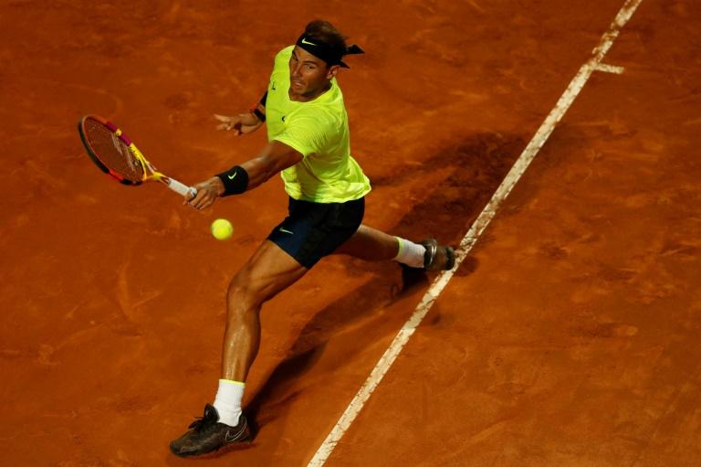 Tournoi de Rome: atterrissage en douceur pour Djokovic et Nadal