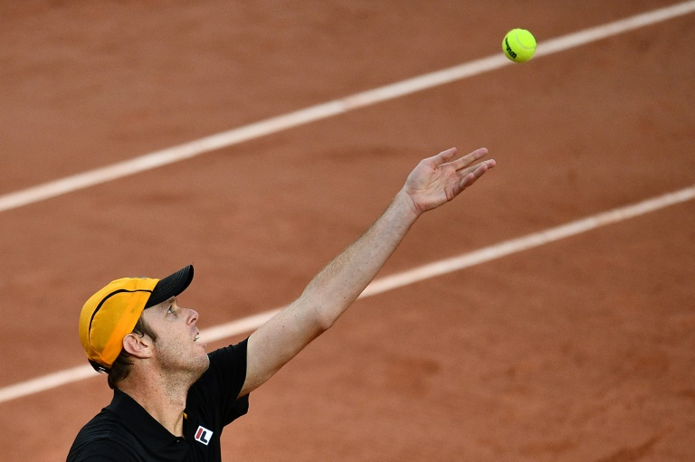 Querrey probed after leaving Russia despite positive virus test