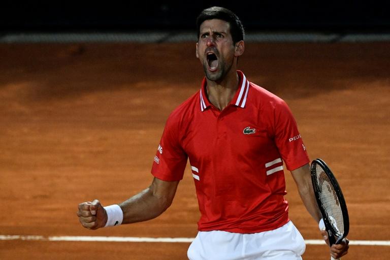 Djokovic contre Nadal en finale à Rome, à deux semaines de Roland-Garros