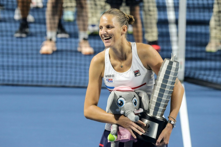 Classement WTA: Karolina Pliskova se rapproche du sommet